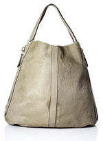 Givenchy Beige & Light Pink Leather & Calf Hair Tinhan Hobo Handbag