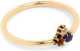 Annina Vogel 9ct yellow-gold