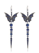 Stephen Webster Fly By Night Batmoth And Quiver Earrings