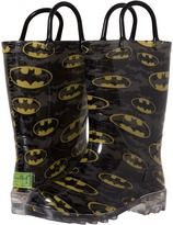 Western Chief Batman Signal Night Lighted Boys Shoes