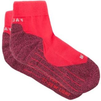 Falke Ru4 Light Jersey Running Socks - Dark Pink