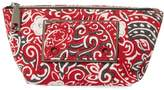 Marc Jacobs Paisley Trapezoid Small Cosmetic Case