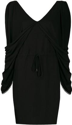 See by Chloe V-neck jersey dress