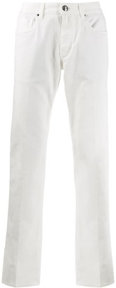 Giorgio Armani Straight Jeans
