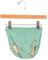 Bobo Choses Kids' Striped Knit Bloomers