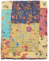 Melange Home Bohemian Patch Voile Comforter Set