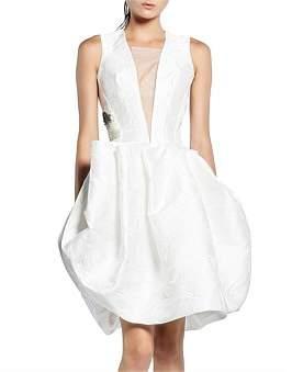Maticevski Envelop Dress
