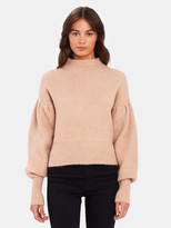 ASTR the Label Regis Balloon Sleeve Sweater