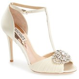 Badgley Mischka Women's 'Darling' T-Strap Pump