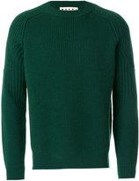 Marni ribbed sweater - men - Cashmere/Wool - 46