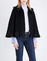 Burberry Marthall cashmere cape