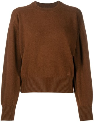 LOULOU STUDIO Pulled Knit Jumper