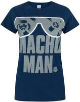 WWE Macho Man Randy Savage Women's T-Shirt (M)