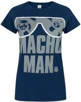 WWE Macho Man Randy Savage Women's T-Shirt (S)