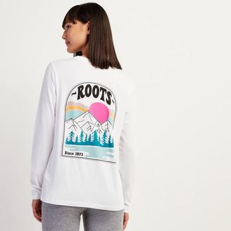 Roots Womens Sunrise Long Sleeve T-shirt