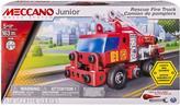 Meccano Fire Engine