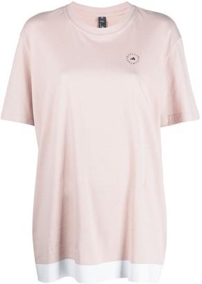 adidas by Stella McCartney oversized training T-shirt