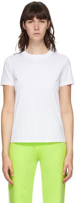 Moschino White 'Couture!' Drip T-Shirt