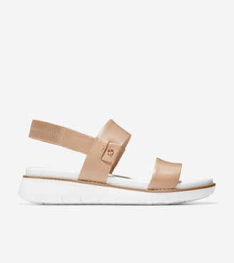 Cole Haan ZERGRAND Global Double Band Sandal