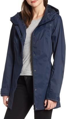 The North Face City Midi Waterproof Trench Raincoat