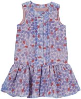 E-Land Kids Pheobe Dress (Toddler/Kids) - Powder Blue-5