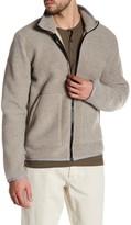 James Perse Heavy Polar Fleece Jacket