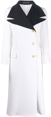 Proenza Schouler Double Lapel Coat