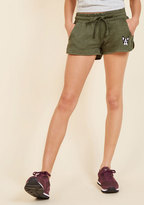 ModCloth No Holds Barked Shorts in L