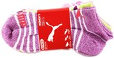 "Puma Women's ""No Show"" Sport Socks - 6 Unique Pairs"