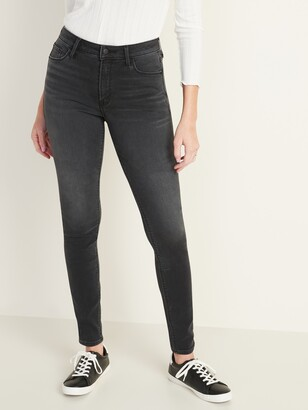 Old Navy High-Waisted Built-In Warm Super Skinny Rockstar Jeans for Women