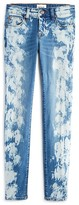 Hudson Girls' Blotchy Bleached Skinny Jeans - Sizes 2-6X