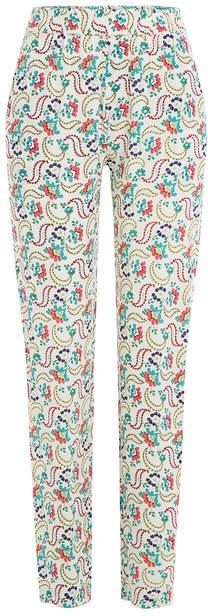 Vanessa Bruno Printed Pants