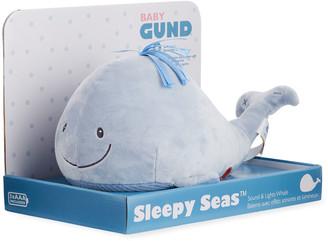 Gund Sleepy Seas Sound and Light Whale