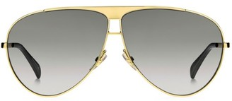 Givenchy 66MM Aviator Sunglasses