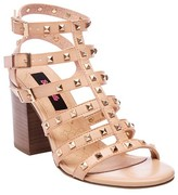 Betseyville by Betsey Johnson Women's Naveah Gladiator Sandals