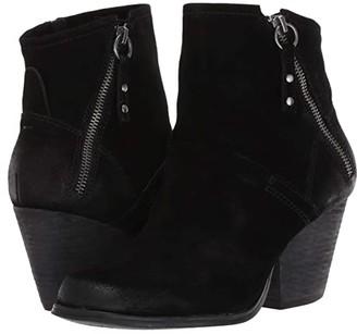 OTBT Long Rider (Black Suede) Women's Boots