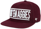 '47 Texas A&M Aggies On Track Snapback Cap