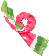 Kate Spade Watermelon pareo scarf