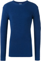 S.N.S. Herning Carbon jumper - men - Cotton/Spandex/Elastane - L