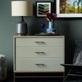 west elm Nailhead 3-Drawer Dresser