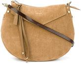Jimmy Choo Artie shoulder bag - women - Suede - One Size