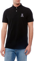 Psycho Bunny Short Sleeve Embroidered Polo