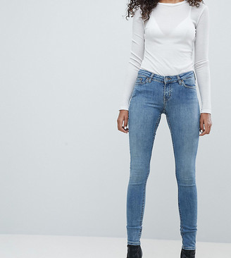 Weekday Saturday Low Waist Skinny Jeans