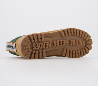 Timberland 6inch Wp Treadlight Boots Wheat Nubuck