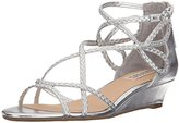 Badgley Mischka Women's Corrine Wedge Sandal