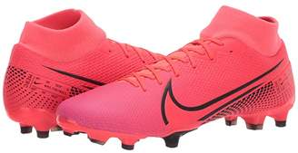 Nike Superfly 7 Academy FG/MG (Laser Crimson/Black/Laser Crimson) Cleated Shoes
