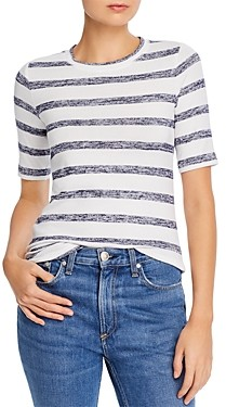 Rag & Bone rab & bone Striped Slim Space-Dye Tee