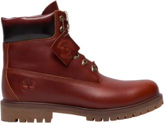 """Timberland 6"""" Premium Waterproof Boots Outdoor Boots - Medium Brown"""