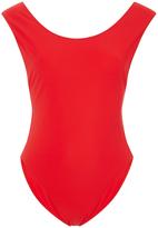Araks Jireh Red One Piece Swimsuit