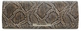 Corinne McCormack Women's Oval Reading Glasses Case - Brown
